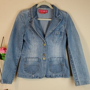 GLO denim jacket